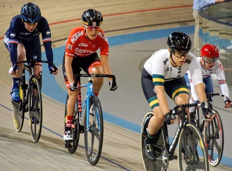 IUCI Paracycling Worldchampionships Track Apeldoorn