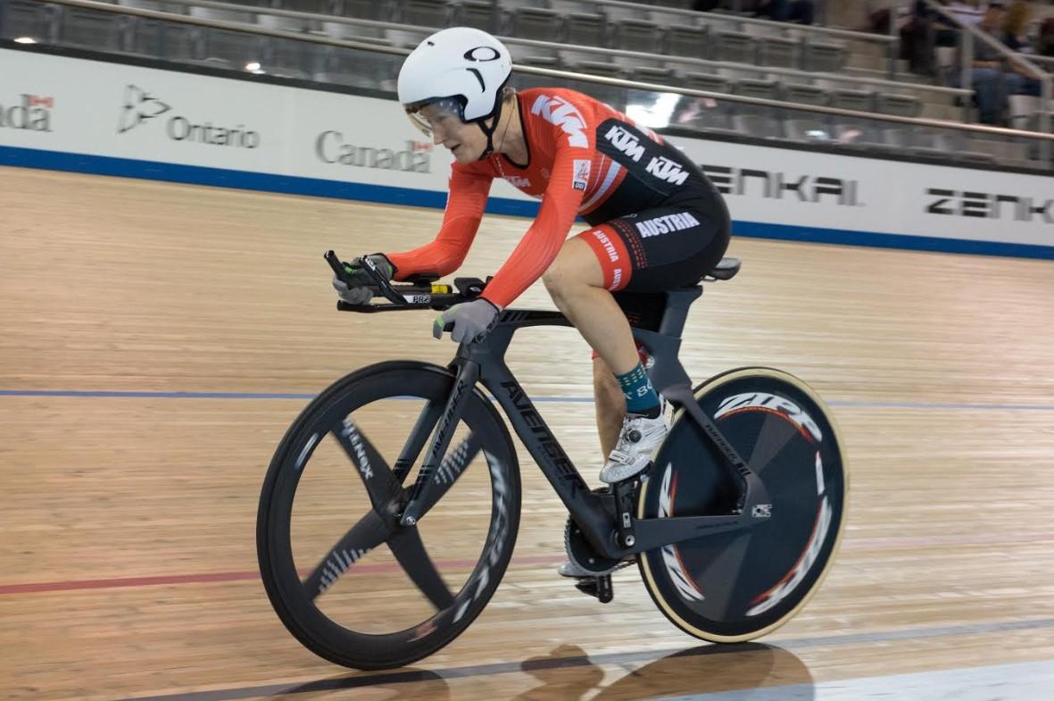 IUCI Para-Cycling WM Track, Miton CAN